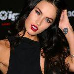 фото Тату Меган Фокс от 16.03.2018 №015 - Megan Fox Tattoo - tatufoto.com