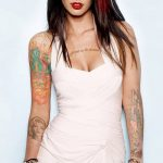 фото Тату Меган Фокс от 16.03.2018 №036 - Megan Fox Tattoo - tatufoto.com