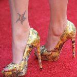фото Тату Меган Фокс от 16.03.2018 №071 - Megan Fox Tattoo - tatufoto.com