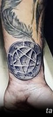 фото тату Пятиконечная звезда от 23.03.2018 №016 – tattoo Five-pointed star – tatufoto.com