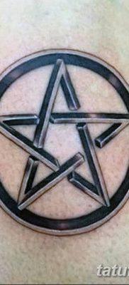 фото тату Пятиконечная звезда от 23.03.2018 №018 – tattoo Five-pointed star – tatufoto.com