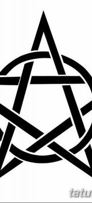 фото тату Пятиконечная звезда от 23.03.2018 №021 – tattoo Five-pointed star – tatufoto.com