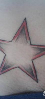 фото тату Пятиконечная звезда от 23.03.2018 №024 – tattoo Five-pointed star – tatufoto.com