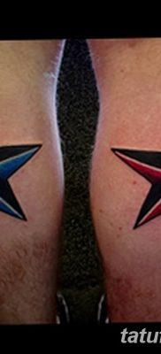 фото тату Пятиконечная звезда от 23.03.2018 №044 – tattoo Five-pointed star – tatufoto.com