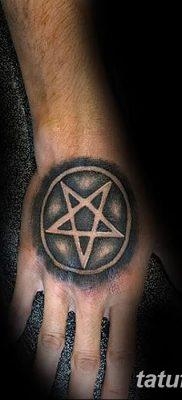 фото тату Пятиконечная звезда от 23.03.2018 №047 – tattoo Five-pointed star – tatufoto.com