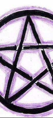 фото тату Пятиконечная звезда от 23.03.2018 №048 – tattoo Five-pointed star – tatufoto.com