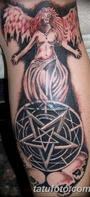 фото тату ангел с крыльями от 07.03.2018 №023 – angel tattoo with wings – tatufoto.com