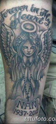 фото тату ангел с крыльями от 07.03.2018 №027 – angel tattoo with wings – tatufoto.com
