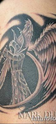 фото тату ангел с крыльями от 07.03.2018 №045 – angel tattoo with wings – tatufoto.com