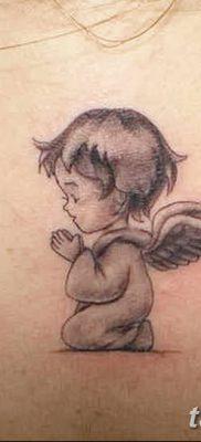 фото тату ангел с крыльями от 07.03.2018 №047 – angel tattoo with wings – tatufoto.com