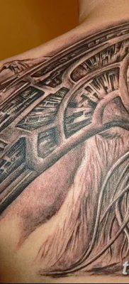 фото тату ангел с крыльями от 07.03.2018 №051 – angel tattoo with wings – tatufoto.com