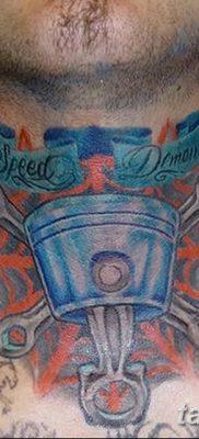 фото тату поршень от 02.03.2018 №010 – tattoo piston – tatufoto.com