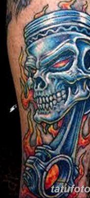 фото тату поршень от 02.03.2018 №019 – tattoo piston – tatufoto.com
