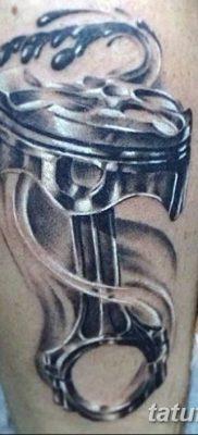 фото тату поршень от 02.03.2018 №021 – tattoo piston – tatufoto.com