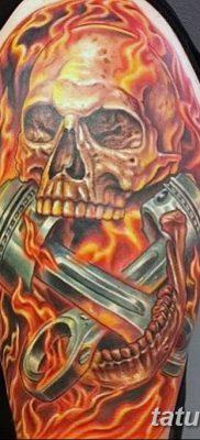 фото тату поршень от 02.03.2018 №022 – tattoo piston – tatufoto.com