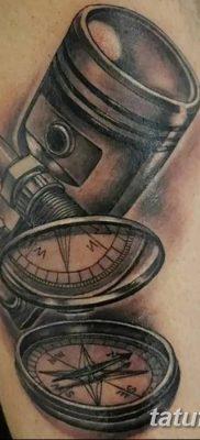 фото тату поршень от 02.03.2018 №025 – tattoo piston – tatufoto.com