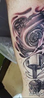 фото тату поршень от 02.03.2018 №027 – tattoo piston – tatufoto.com