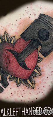 фото тату поршень от 02.03.2018 №037 – tattoo piston – tatufoto.com