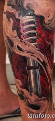 фото тату поршень от 02.03.2018 №053 – tattoo piston – tatufoto.com
