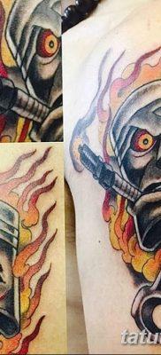 фото тату поршень от 02.03.2018 №076 – tattoo piston – tatufoto.com