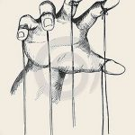 фото эскизы тату кукловод от 23.03.2018 №005 - sketches tattoo puppeteer - tatufoto.com
