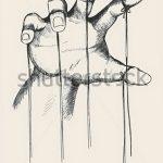 фото эскизы тату кукловод от 23.03.2018 №007 - sketches tattoo puppeteer - tatufoto.com