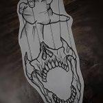 фото эскизы тату кукловод от 23.03.2018 №011 - sketches tattoo puppeteer - tatufoto.com