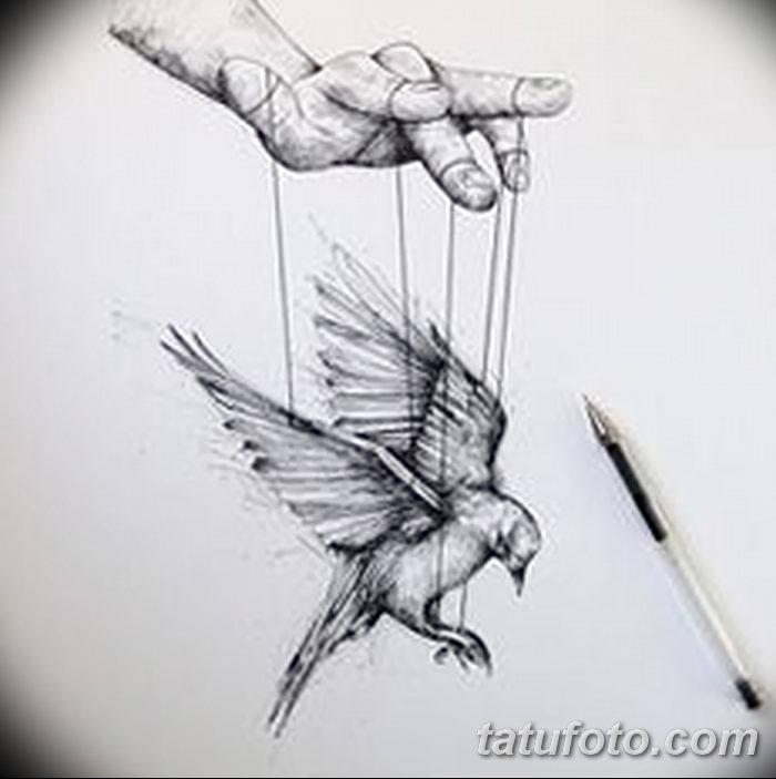 фото эскизы тату кукловод от 23.03.2018 №014 - sketches tattoo puppeteer - tatufoto.com