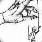 фото эскизы тату кукловод от 23.03.2018 №016 - sketches tattoo puppeteer - tatufoto.com