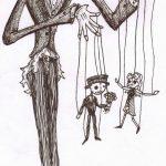 фото эскизы тату кукловод от 23.03.2018 №025 - sketches tattoo puppeteer - tatufoto.com