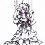фото эскизы тату кукловод от 23.03.2018 №027 - sketches tattoo puppeteer - tatufoto.com