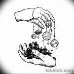 фото эскизы тату кукловод от 23.03.2018 №028 - sketches tattoo puppeteer - tatufoto.com