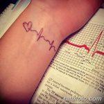 фото Медицинские тату от 22.04.2018 №026 - Medical Tattoo - tatufoto.com
