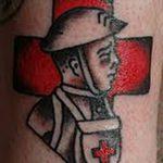 фото Медицинские тату от 22.04.2018 №050 - Medical Tattoo - tatufoto.com