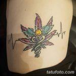 фото Медицинские тату от 22.04.2018 №053 - Medical Tattoo - tatufoto.com