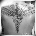 фото Медицинские тату от 22.04.2018 №067 - Medical Tattoo - tatufoto.com