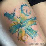 фото Медицинские тату от 22.04.2018 №068 - Medical Tattoo - tatufoto.com