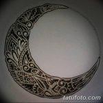 фото Мехенди луна от 17.04.2018 №057 - Mehendi the moon - tatufoto.com