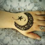 фото Мехенди луна от 17.04.2018 №068 - Mehendi the moon - tatufoto.com