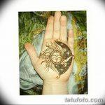 фото Мехенди луна от 17.04.2018 №102 - Mehendi the moon - tatufoto.com