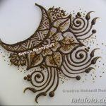 фото Мехенди луна от 17.04.2018 №112 - Mehendi the moon - tatufoto.com