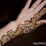 фото Мехенди на кисти от 09.04.2018 №050 - Mehendi on the Brush - tatufoto.com