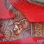 фото Мехенди на кисти от 09.04.2018 №068 - Mehendi on the Brush - tatufoto.com