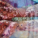 фото Мехенди на кисти от 09.04.2018 №069 - Mehendi on the Brush - tatufoto.com