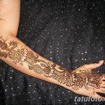 фото Мехенди на кисти от 09.04.2018 №088 - Mehendi on the Brush - tatufoto.com