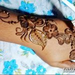фото Мехенди на кисти от 09.04.2018 №100 - Mehendi on the Brush - tatufoto.com
