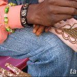 фото Мехенди на кисти от 09.04.2018 №128 - Mehendi on the Brush - tatufoto.com