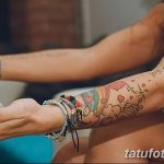 фото Тату Бьянки от 18.04.2018 №038 - Tatto Bianchi - tatufoto.com