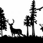 фото Эскизы тату ель от 23.04.2018 №128 - Sketches of a tattoo spruce - tatufoto.com