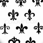 фото Эскизы тату королевская лилия от 24.04.2018 №017 - royal lily tattoo - tatufoto.com